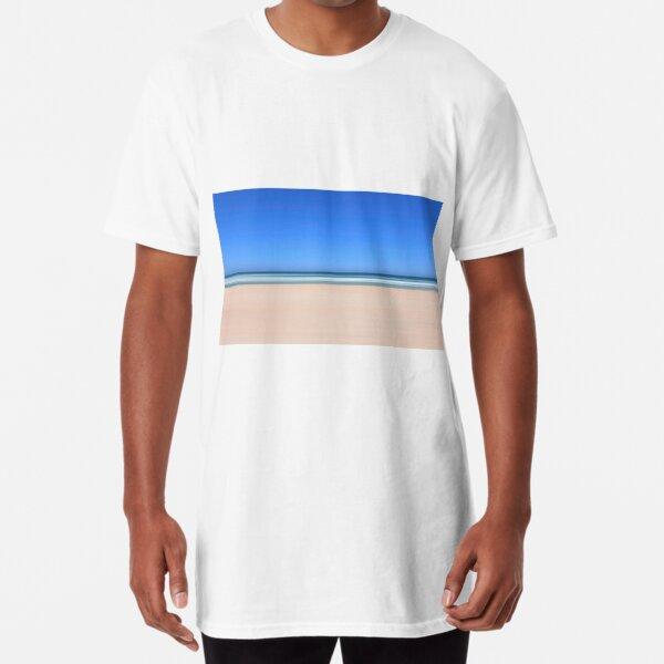 Blue Sky Day Long T-Shirt