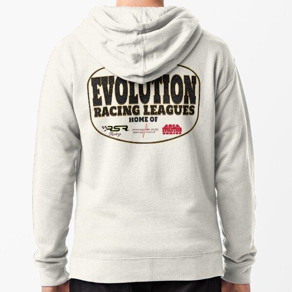 Evolution Racing Leagues Zipped Hoodie