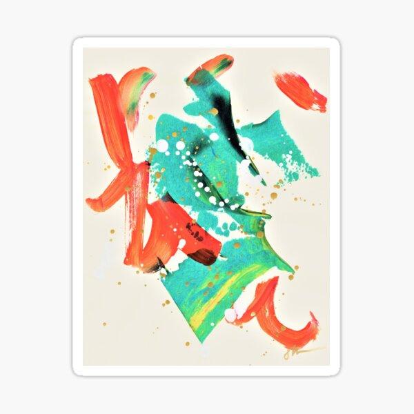 Ocean Roar Sticker
