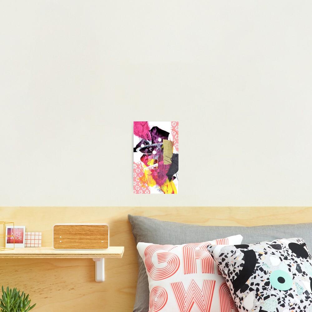 Soft Layers Photographic Print