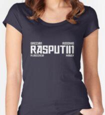 Rasputin   Women's Fitted Scoop T-Shirt