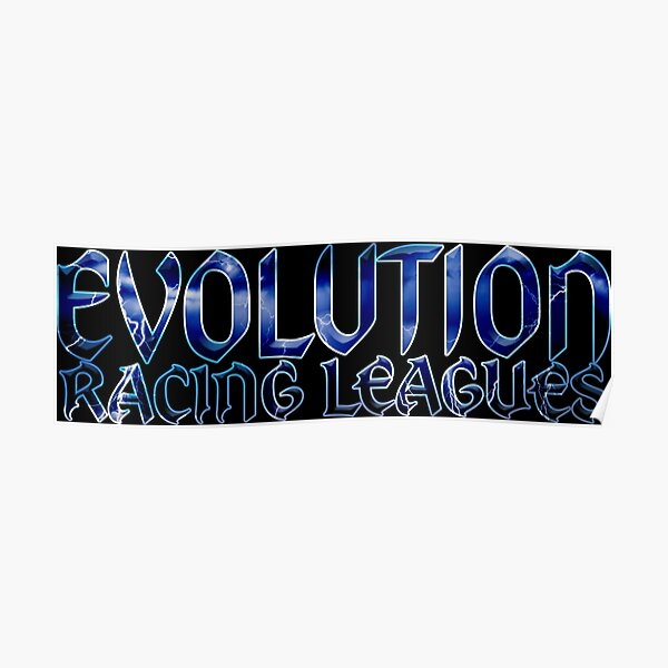 Evolution Racing Leagues Ligthning Poster