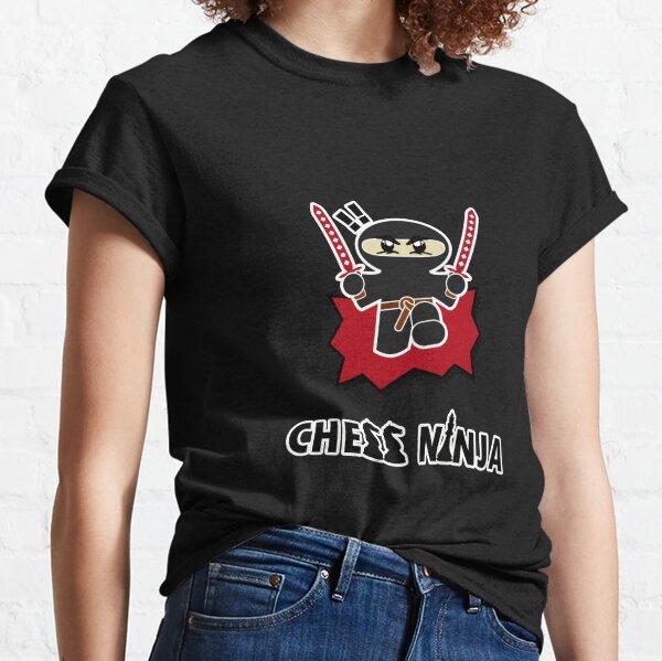 Chess Ninja T-Shirt Classic T-Shirt