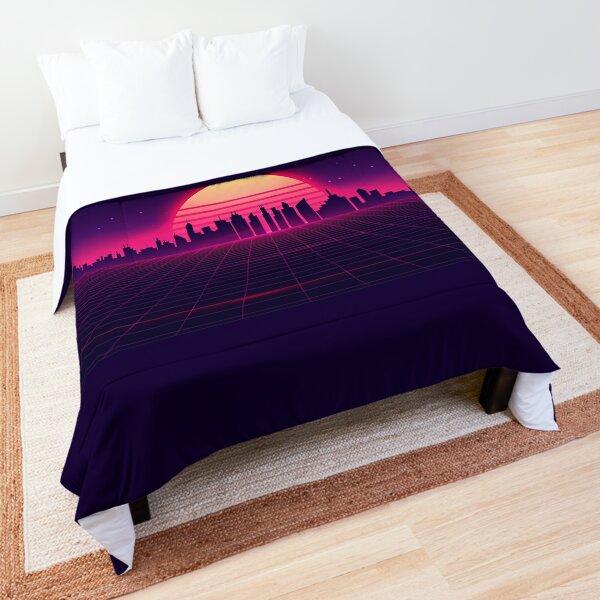 Retrowave Comforter