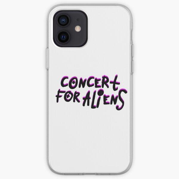 Concert For Aliens - Machine Gun Kelly iPhone Soft Case