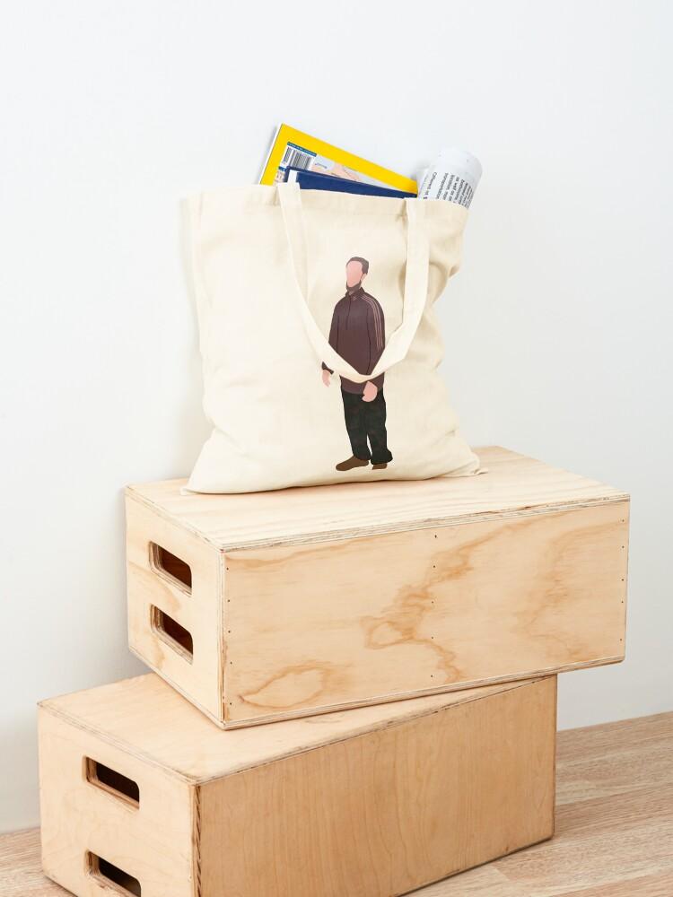 Alternate view of rob Tote Bag