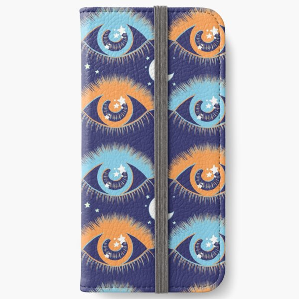 Starry Eyed  iPhone Wallet