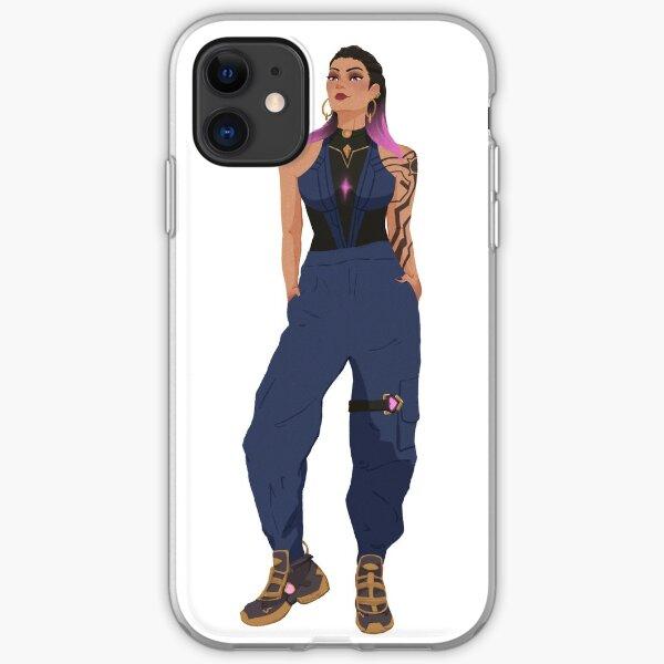 Reyna Hypebae iPhone Soft Case