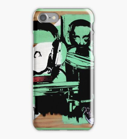 Still Life with beats I iPhone Case/Skin