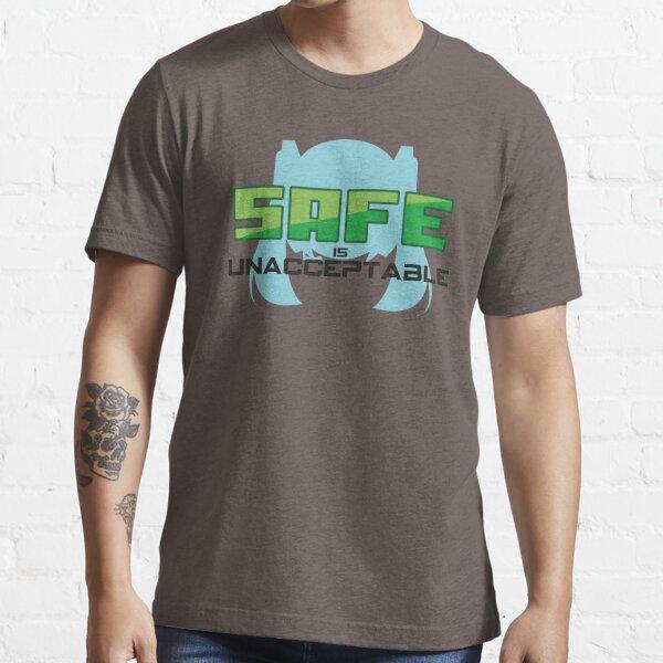 SAFE is unacceptable (Project Diva) T-shirt essentiel