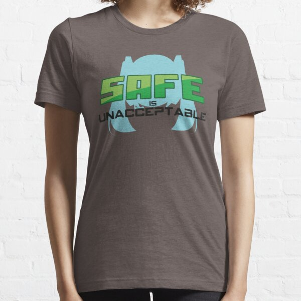 SAFE is unacceptable (Project Diva) Essential T-Shirt