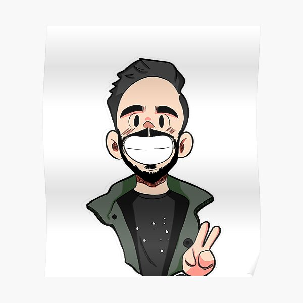 Mike Shinoda Poster