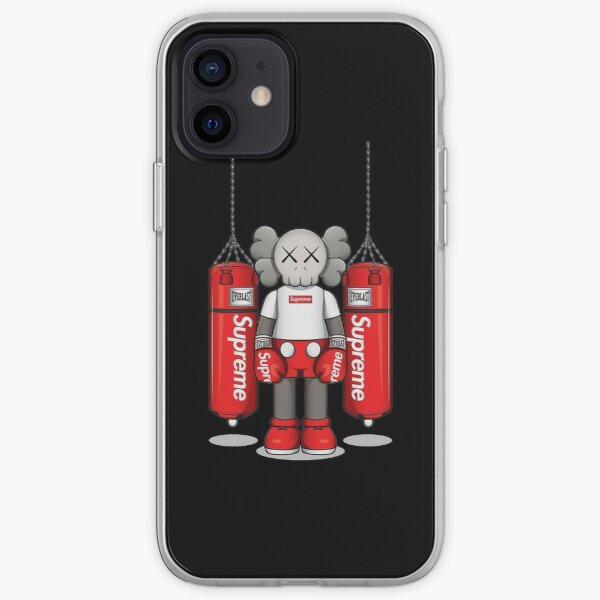boxing preparation iPhone Soft Case