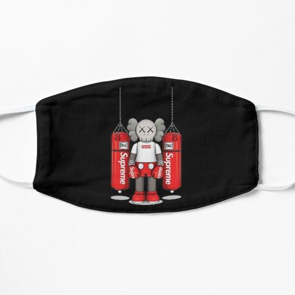 boxing preparation Flat Mask