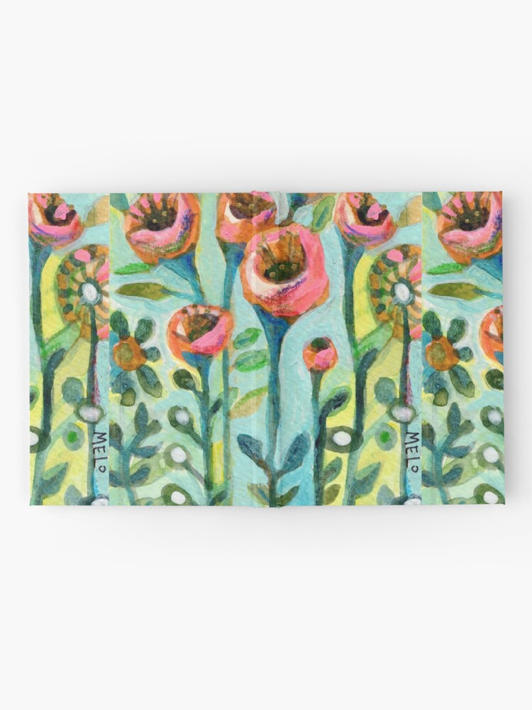 Alternate view of Tulips in the Garden Hardcover Journal
