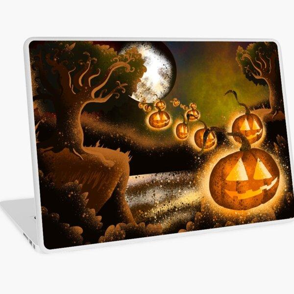 Pumpkins  Laptop Skin