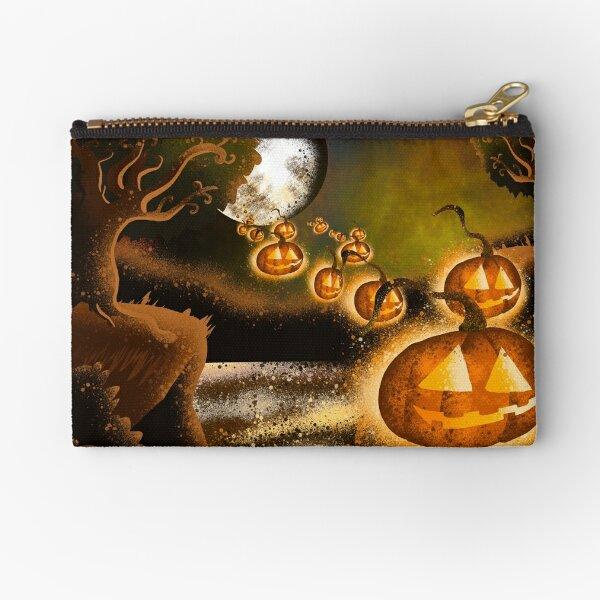 Pumpkins  Zipper Pouch