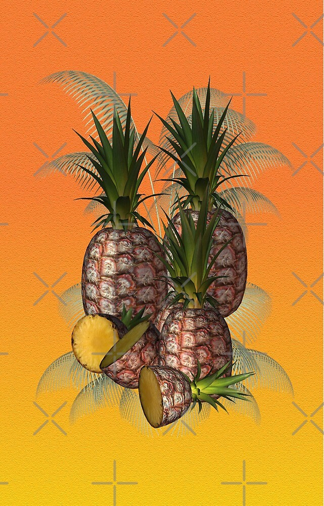 Pineapple by LoneAngel