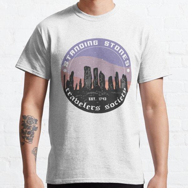 Société des voyageurs de Standing Stones T-shirt classique
