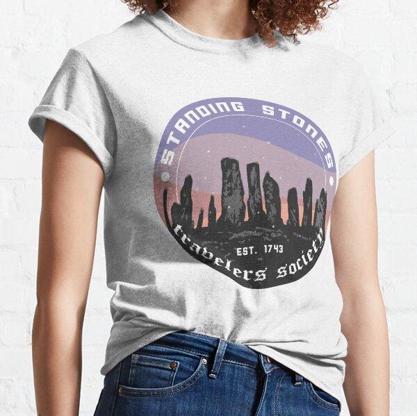 Standing Stones Travelers Society Classic T-Shirt