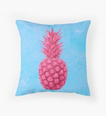 Pineapple love Throw Pillow