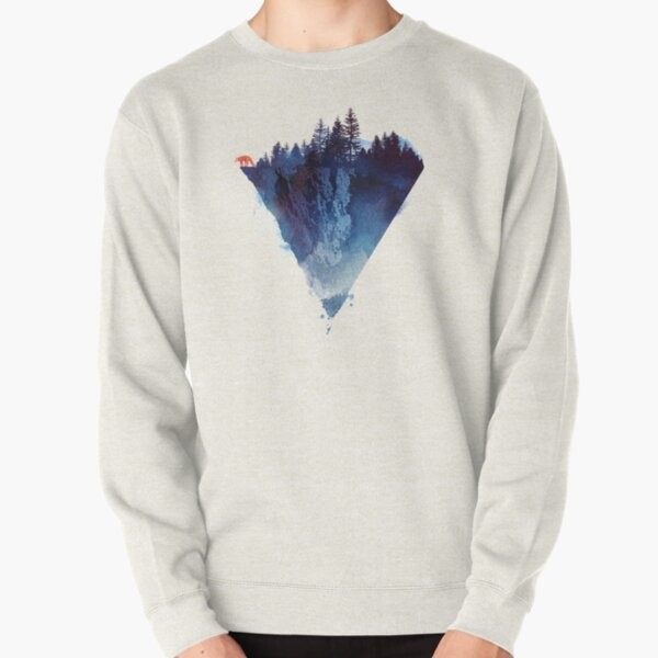 Near to the edge Pullover Sweatshirt