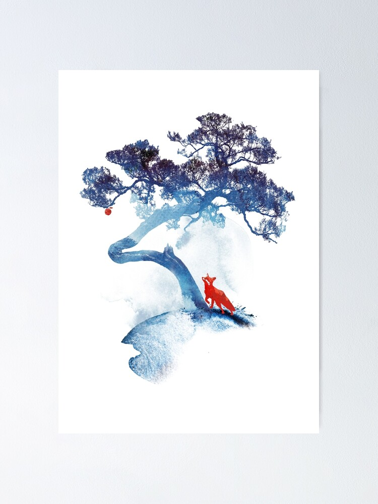 Alternate view of The last apple tree Poster