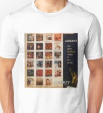 Liberty: The Most Exciting Sound In The World T-Shirt