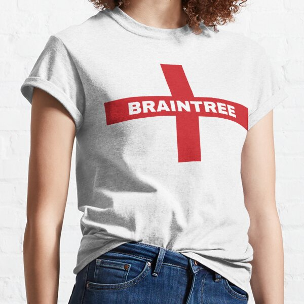 My Home Country Is England and Home City Braintree  Classic T-Shirt