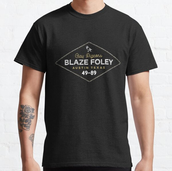Blaze Foley: Clay Pigeons Classic T-Shirt