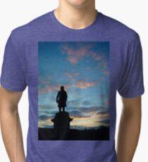 Sir Titus, Saltaire Tri-blend T-Shirt