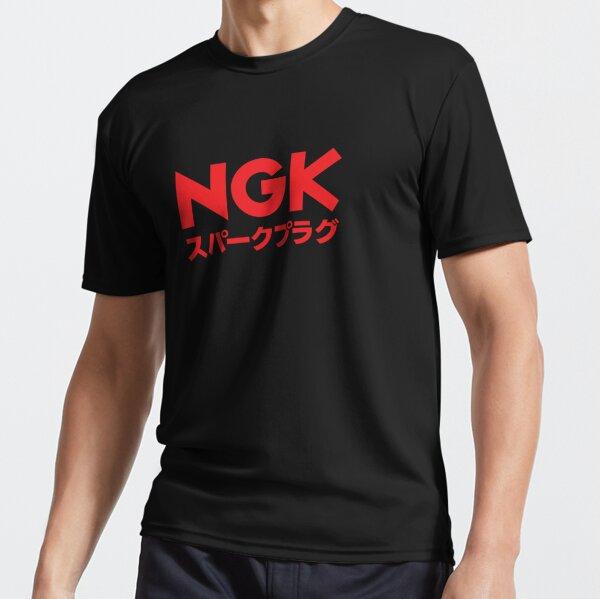 NGK SPARKPLUGS JAPAN Active T-Shirt