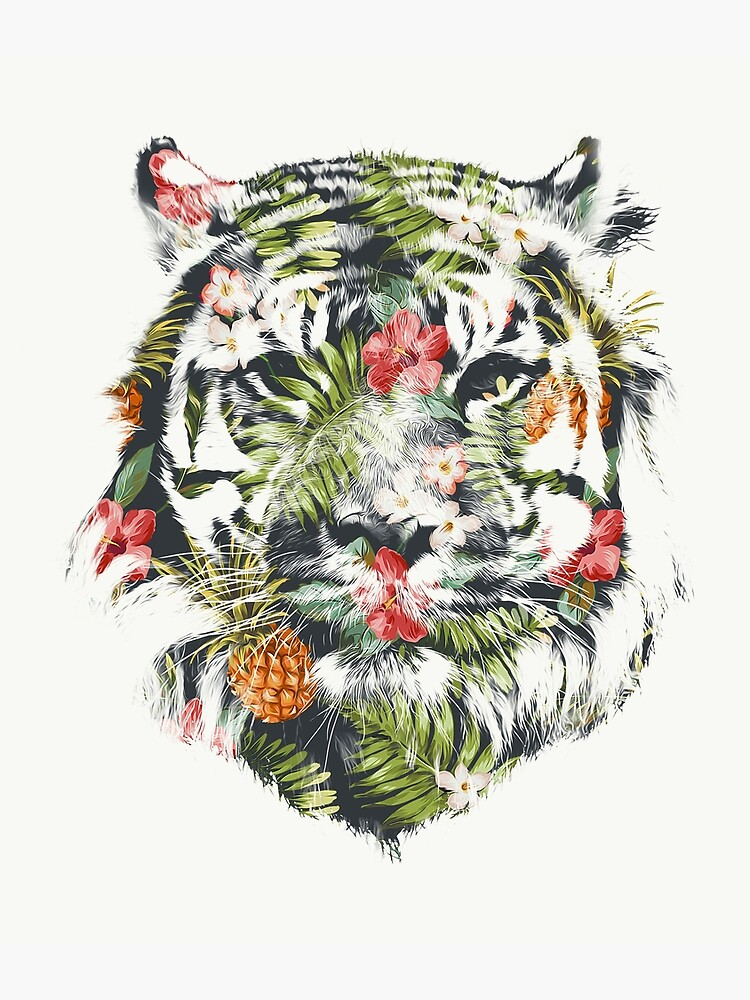 Tropical Tiger by robertfarkas
