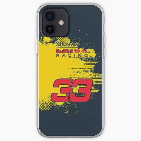 Verstappen F1 2021 Coque souple iPhone