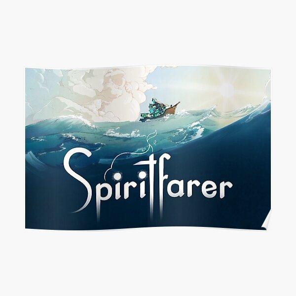 Spiritfarer Boat Póster