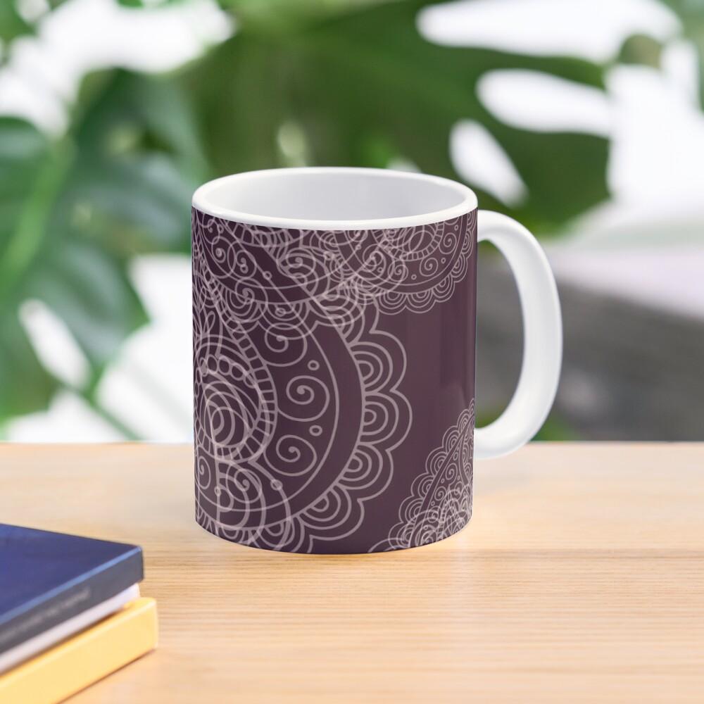 Classic dark purple Mug
