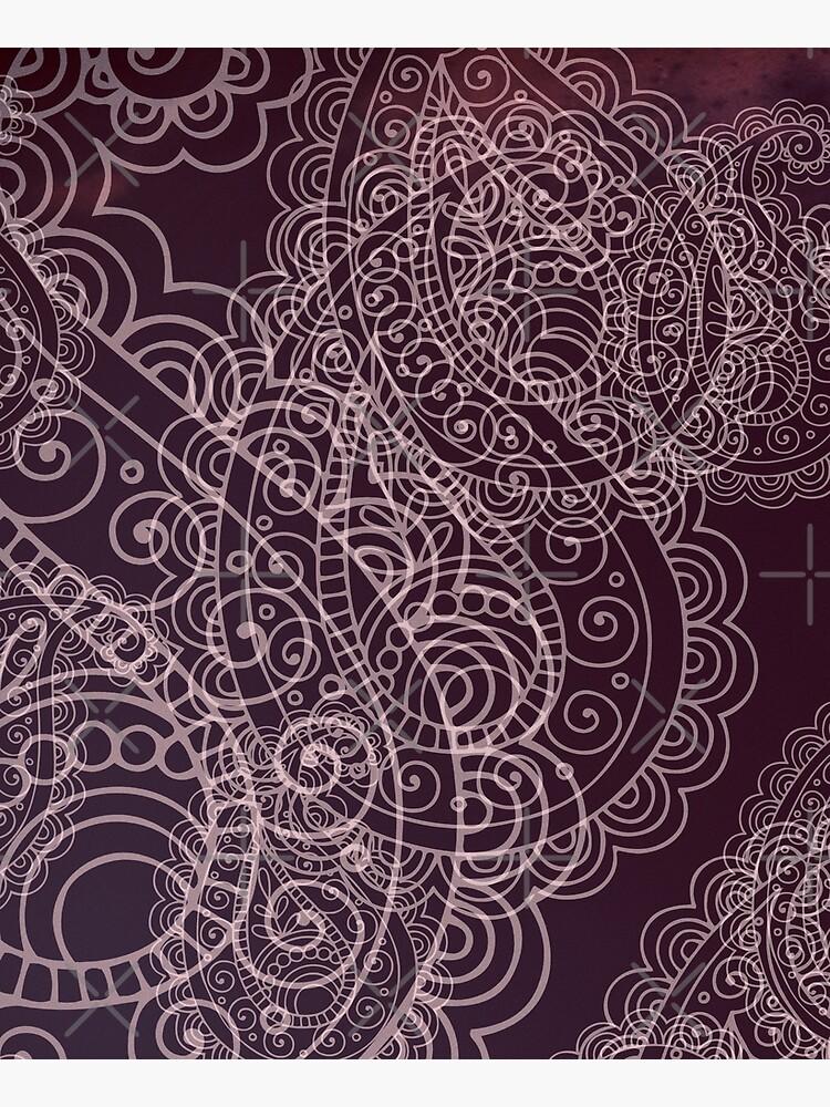 Classic dark purple by WendyLeyten
