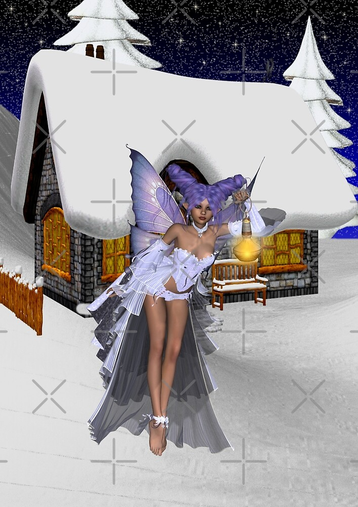 On A Winters Night by LoneAngel