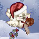 Baby`s First Christmas by LoneAngel
