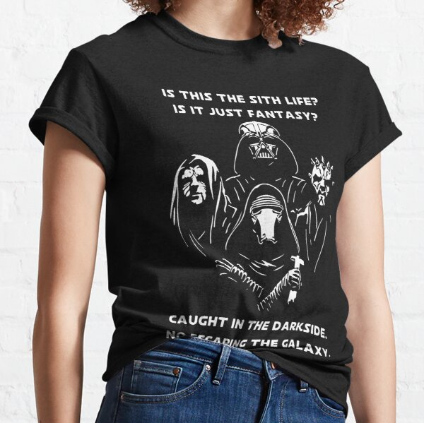Is-this-the-sith-life Classic T-Shirt