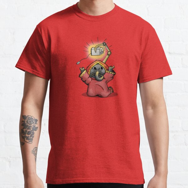 Toaster Priest Classic T-Shirt