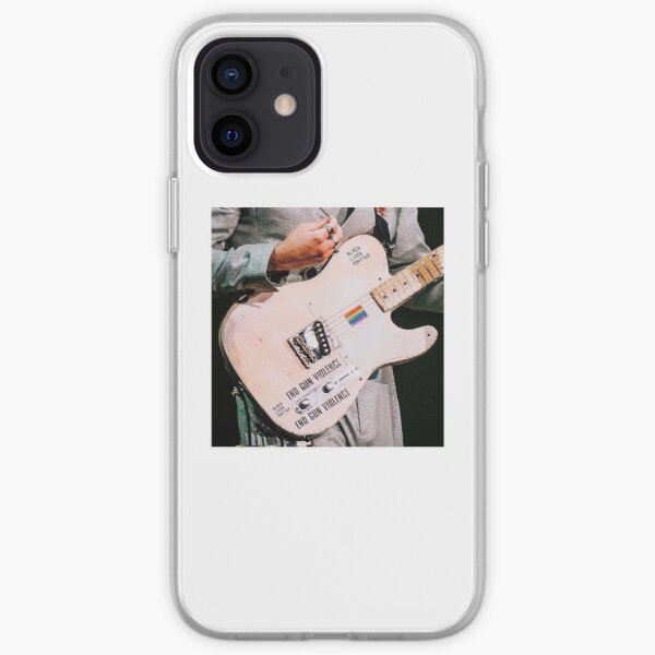 Harry Styles Iconic Guitar iPhone Soft Case