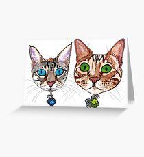 Blix and Sailor Jerry Greeting Card