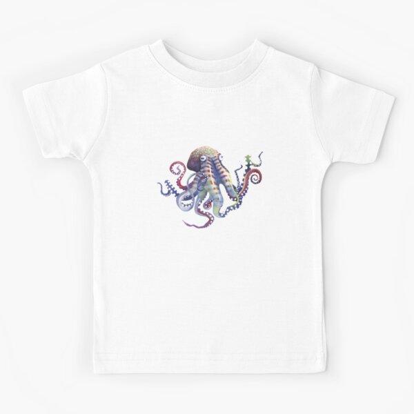 Octopus Kids T-Shirt