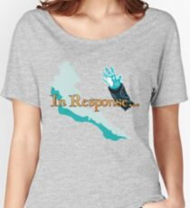 Magic the gathering In response UB control Women's Relaxed Fit T-Shirt