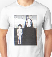 Glichy No Face - Spirited Away  Unisex T-Shirt