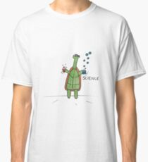 Science Turtle Classic T-Shirt