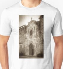 Mission San Jose Facade T-Shirt