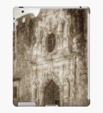 Mission San Jose Facade iPad Case/Skin