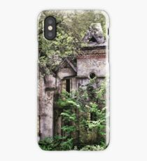 Mansion in decay iPhone Case/Skin